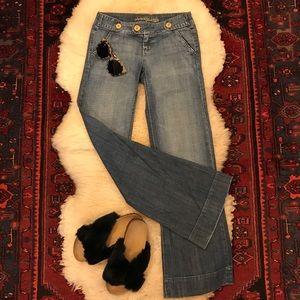 American Eagle Wideleg Jeans